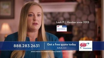 AAA Auto Insurance TV Spot, 'Testimonials: Save $537' - Thumbnail 2
