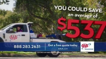 AAA Auto Insurance TV Spot, 'Testimonials: Save $537' - Thumbnail 4