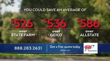 AAA Auto Insurance TV Spot, 'Testimonials: Save $537' - Thumbnail 5
