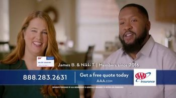 AAA Auto Insurance TV Spot, 'Testimonials: Save $537' - Thumbnail 9