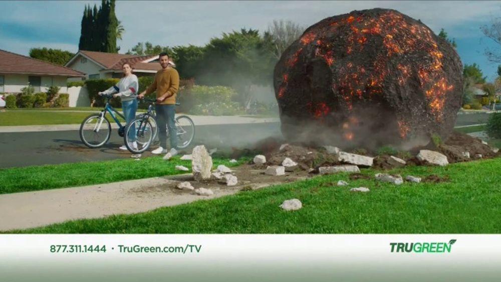 TruGreen TV Commercial, 'Meteor'