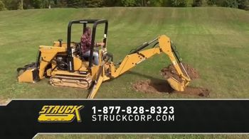 Struck Corporation Magnatrac TV Spot, 'The Hardest Working Tool'