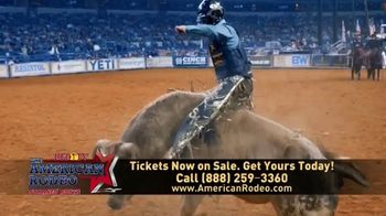 The American Rodeo TV Spot, 'Huge Success' - Thumbnail 1
