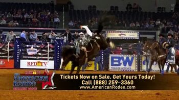 The American Rodeo TV Spot, 'Huge Success' - Thumbnail 3