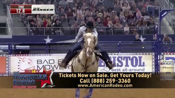 The American Rodeo TV Spot, 'Huge Success' - Thumbnail 5