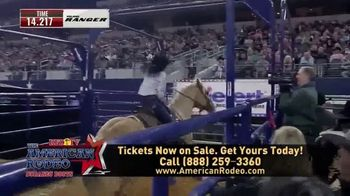 The American Rodeo TV Spot, 'Huge Success' - Thumbnail 6