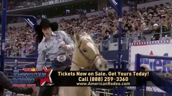 The American Rodeo TV Spot, 'Huge Success' - Thumbnail 7