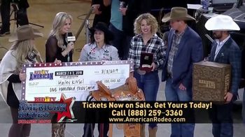 The American Rodeo TV Spot, 'Huge Success' - Thumbnail 8