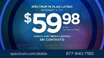 Spectrum Mi Plan Latino TV Spot, 'Hijo genio' [Spanish] - Thumbnail 9