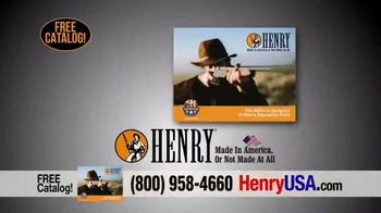 Henry Repeating Arms U.S. Survival AR-7 TV Spot, 'Perfect Companion' - Thumbnail 8