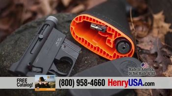 Henry Repeating Arms U.S. Survival AR-7 TV Spot, 'Perfect Companion' - Thumbnail 1