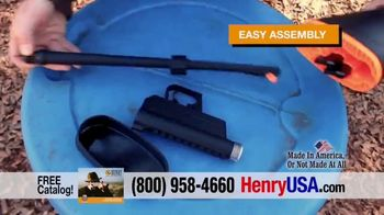 Henry Repeating Arms U.S. Survival AR-7 TV Spot, 'Perfect Companion' - Thumbnail 3