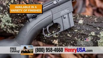 Henry Repeating Arms U.S. Survival AR-7 TV Spot, 'Perfect Companion'