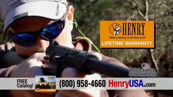 Henry Repeating Arms U.S. Survival AR-7 TV Spot, 'Perfect Companion' - Thumbnail 6