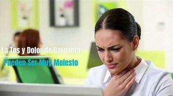 Flanax TV Spot, 'Dolor de garganta remedio' [Spanish]