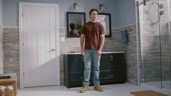 Lowe's Bath Savings Event TV Spot, 'Sanctuary: Vanity'
