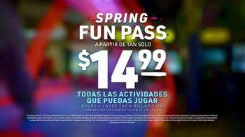 Main Event Entertainment Spring FUNPass TV Spot, 'Divertido' [Spanish] - Thumbnail 8