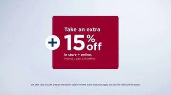 Kohl's TV Spot, 'Stack the Savings: 15 Percent Off' - Thumbnail 2