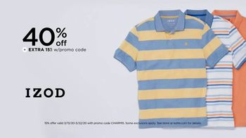 Kohl's TV Spot, 'Stack the Savings: 15 Percent Off' - Thumbnail 4