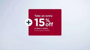 Kohl's TV Spot, 'Stack the Savings: 15 Percent Off' - Thumbnail 6