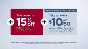 Kohl's TV Spot, 'Stack the Savings: 15 Percent Off' - Thumbnail 7