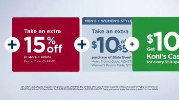 Kohl's TV Spot, 'Stack the Savings: 15 Percent Off' - Thumbnail 8