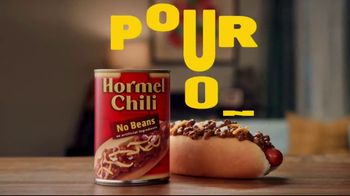 Hormel Chili TV Spot, 'Recipe for an Exciting Evening' - Thumbnail 10