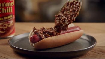 Hormel Chili TV Spot, 'Recipe for an Exciting Evening' - Thumbnail 2