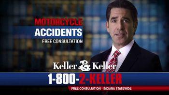 Keller & Keller TV Spot, 'Motorcycle Accidents Injuries' - Thumbnail 9