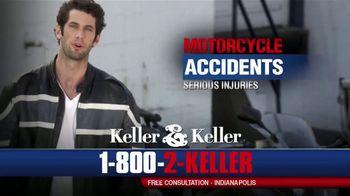 Keller & Keller TV Spot, 'Motorcycle Accidents Injuries' - Thumbnail 2