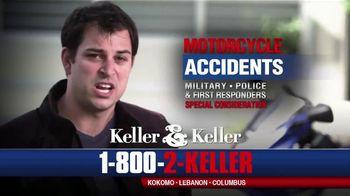 Keller & Keller TV Spot, 'Motorcycle Accidents Injuries' - Thumbnail 4