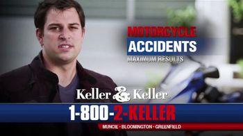 Keller & Keller TV Spot, 'Motorcycle Accidents Injuries' - Thumbnail 6