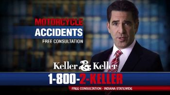 Keller & Keller TV Spot, 'Motorcycle Accidents Injuries' - Thumbnail 8