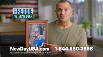 NewDay USA VA Streamline Refi TV Spot, 'Record Lows' - Thumbnail 6