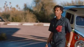 Finish Line TV Spot,' Shoes So Fresh: Van Trip 3' Ft. Caleb McLaughlin, Song by Lil Baby