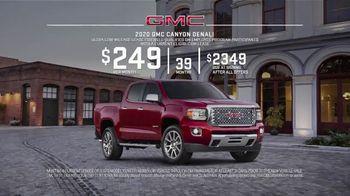 GMC TV Spot, 'Rule of Three: Trucks' [T2] - Thumbnail 6