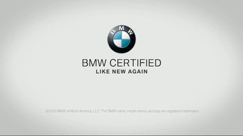 BMW Certified TV Spot, 'Special Delivery, Part 1' [T2] - Thumbnail 9