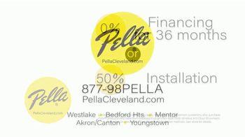 Pella TV Spot, 'Unbeatable Energy-Efficient Windows' - Thumbnail 10