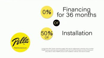 Pella TV Spot, 'Unbeatable Energy-Efficient Windows' - Thumbnail 9