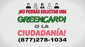 Community Tax TV Spot, 'Estatus migratorio' [Spanish] - Thumbnail 3
