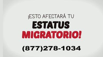 Community Tax TV Spot, 'Estatus migratorio' [Spanish] - Thumbnail 4