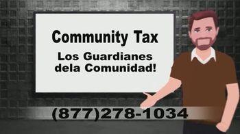 Community Tax TV Spot, 'Estatus migratorio' [Spanish] - Thumbnail 5