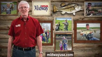 MidwayUSA TV Spot, 'Fishing: Larry Potterfield' - Thumbnail 8