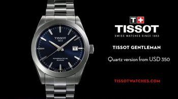 Tissot Gentleman TV Spot, 'Power Reserve' - Thumbnail 8