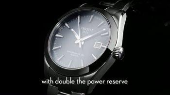 Tissot Gentleman TV Spot, 'Power Reserve' - Thumbnail 4