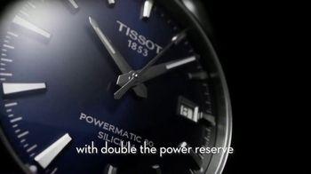 Tissot Gentleman TV Spot, 'Power Reserve' - Thumbnail 5