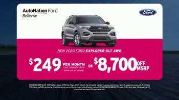 AutoNation TV Spot, 'Go Time: 2020 Explorer' - Thumbnail 3