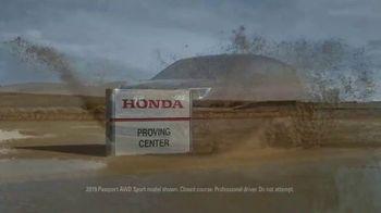 2019 Honda Passport TV Spot, 'Just About Anything' [T1] - Thumbnail 2