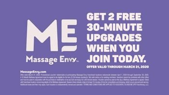 Massage Envy TV Spot, 'Regularity: Two Free 30-Minute Upgrades' - Thumbnail 8