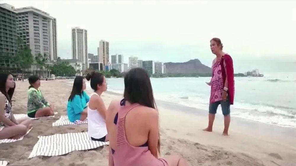 Sheraton Waikiki TV Commercial, 'The Experience'